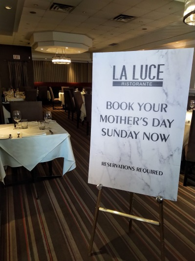 Book Your Mothers Day Sunday Now 2