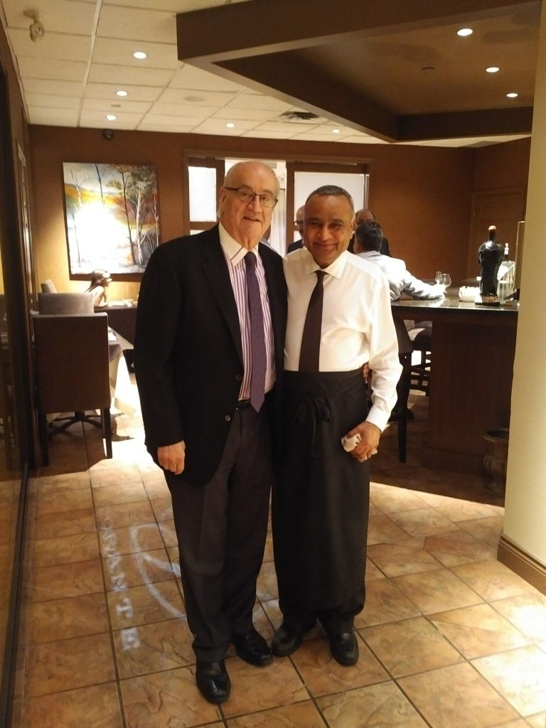 Mr. Julian Fantino, Former member of Impairment